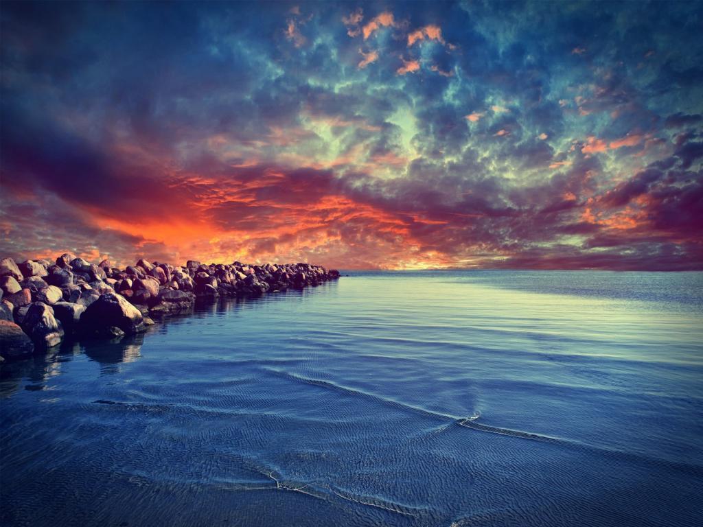 عکس های قشنگترین سواحل دنیا